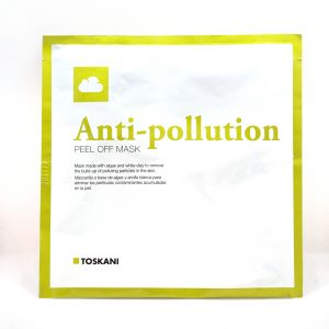 Toskani Peel-Off Masker Anti-Pollution