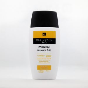 Heliocare 360° Mineral Tolerance Fluid SPF 50