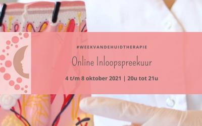 ONLINE Inloopspreekuur (4 t/m 8 oktober)